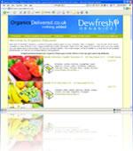 Visit Organics Delivered