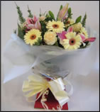 Beautifully made bouquets