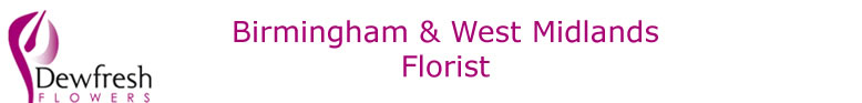 Order a Bouquet - Brimingham & West Midlands Florist