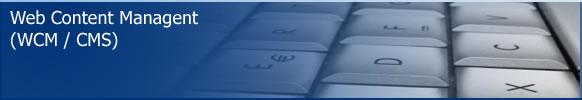 Web Content Management (WCM) (Content Management Systems - CMS)